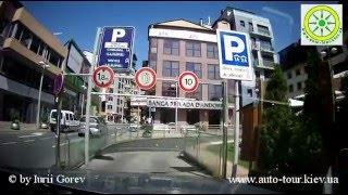 Андорра. На авто через все княжество ч.1(с комментарием).(, 2015-12-22T23:49:56.000Z)