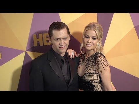 Carmen Electra and Clifton Collins Jr at HBO Official Golden Globe Awards After Party 2018 thumbnail