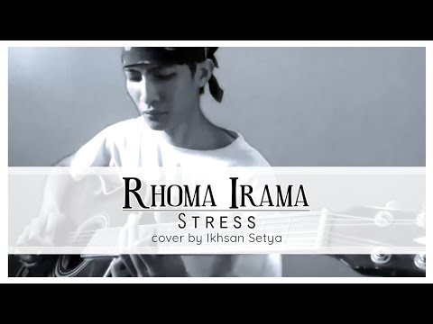 Rhoma Irama - Stress (cover By Ikhsan Setya)