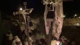 Huanza Procesion Semana Santa 2014 Parte 1