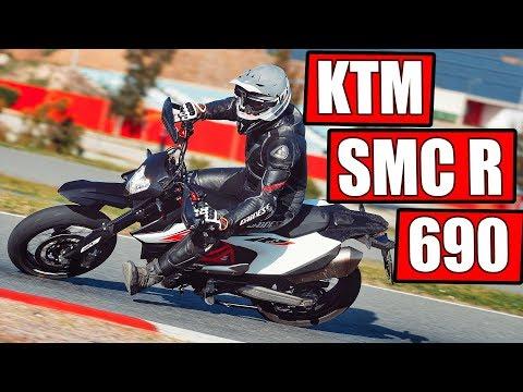 KTM SMCR  MOTORRAD TEST