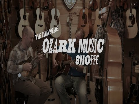 The Ozark Music Shoppe Ep1 Feat: Rob Ickes & Trey Hensley