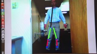 Robotics Institute Summer Scholars : 2014 : Kenneth Marino