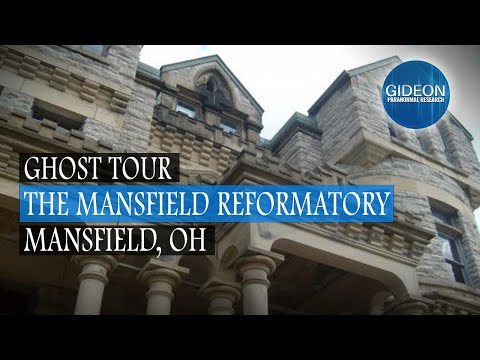 The Ohio State Mansfield Reformatory Haunted Ghost Prison Tour