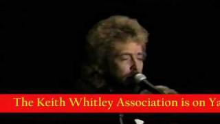 "Keith Whitley-Live from the 1988 Golden ROPE Awards-""Miami, My Amy"" (Part 1 of 7)"
