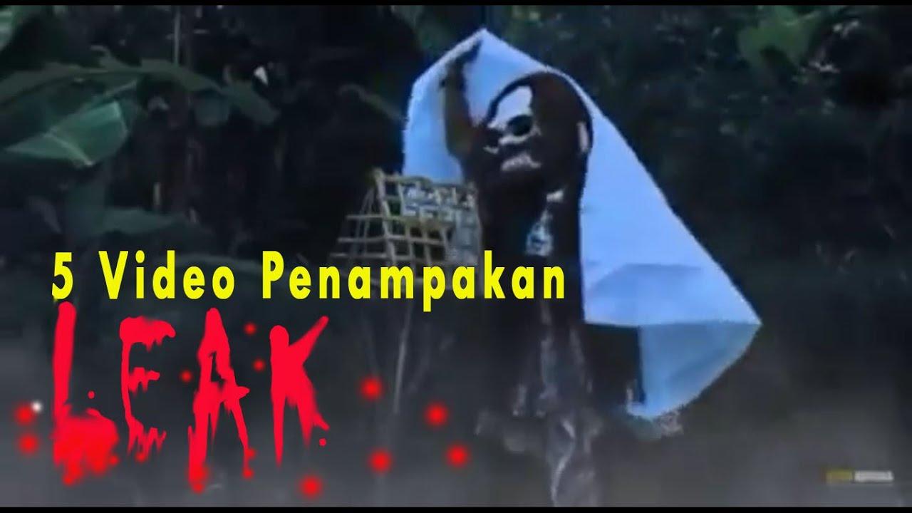 Download 5 VIDEO PENAMPAKAN WUJUD LEAK YANG TEREKAM KAMERA