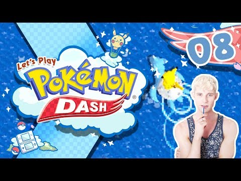 Let's Play Pokemon Dash   Hard GP Blue Cup