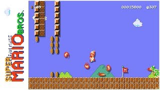 8-Bit World • Super Fan Made Mario Bros.