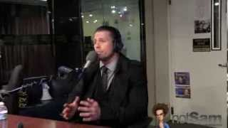 Sam Roberts & The Miz - Concussion, Heel Turn, Ego, Maryse & more