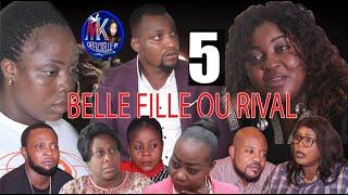 BELLE FILLE OU RIVAL  I  NOUVEAUTE  2020 THEATRE CONGOLAIS EPISODE 5