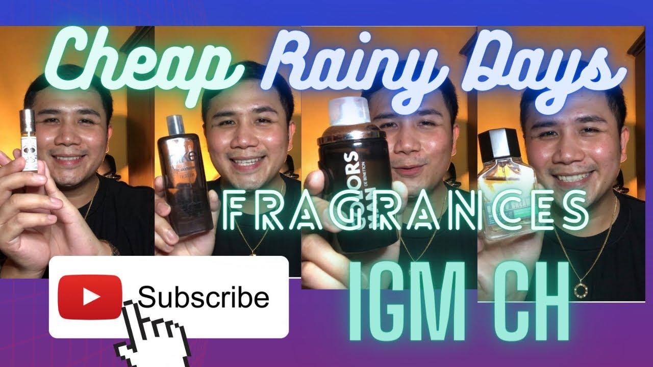 Cheap Rainy Days Fragrances | IGM Ch #Cheap_perfume #shorts #NIKE #Benetton #AlRehab