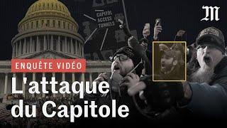 Invasion du Capitole : ce que l'extrême droite américain avait préparé