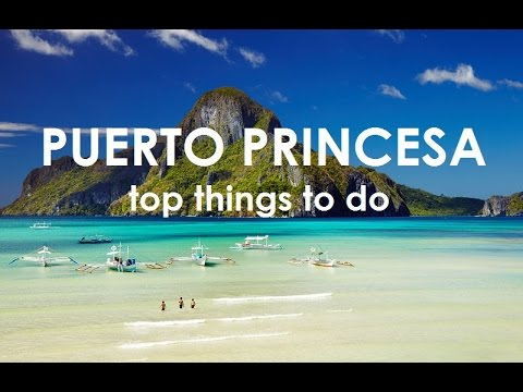 Top things to do in PUERTO PRINCESA PALAWAN!
