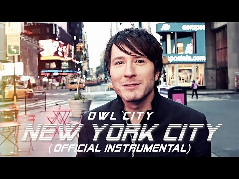 Chords for Owl City - New York City (Official Instrumental