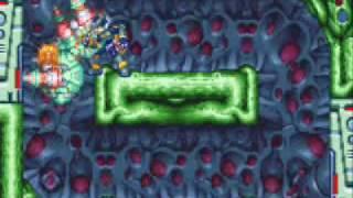 Mega Man Zero 4 Junk Zero