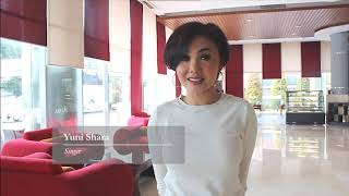 Testimonial Yuni Shara for Atria Hotel Malang