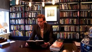 Alex Schulman läser ur Bränna alla mina brev