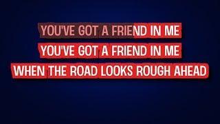 Michael Buble - You've Got a Friend in Me (Karaoke Version)