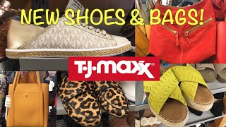 TJ Maxx SHOP WITH ME **NEW SHOES & HANDBAGS**