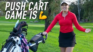 WHATS IN THE PUSH CART EDITION WITH PARIS!