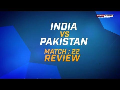 India vs Pakistan Match Review by Boria Majumdar   World Cup 2019