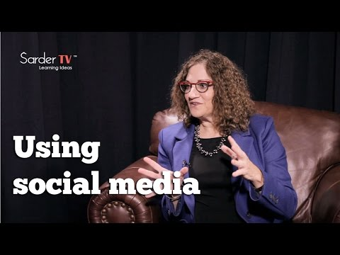 Where and when should marketers use social media to help raise marketing efforts? by Linda Popky