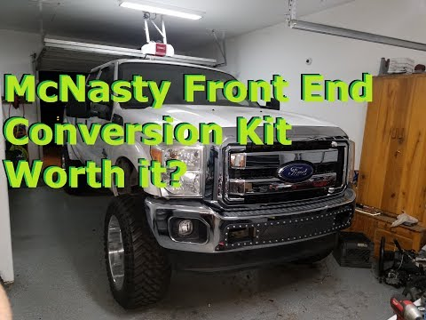 Is The McNasty Front End Conversion Worth It?