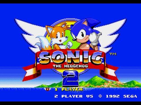 Mega Drive Longplay [019] Sonic the Hedgehog 2
