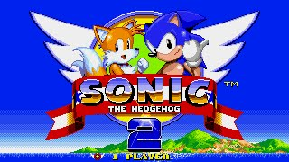 Mega Drive Longplay 019 Sonic The Hedgehog 2