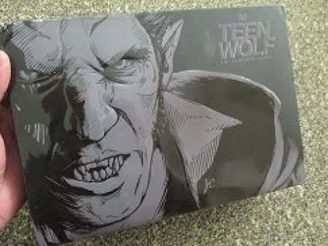 MTV Teen Wolf | The Complete Series DVD Unboxing