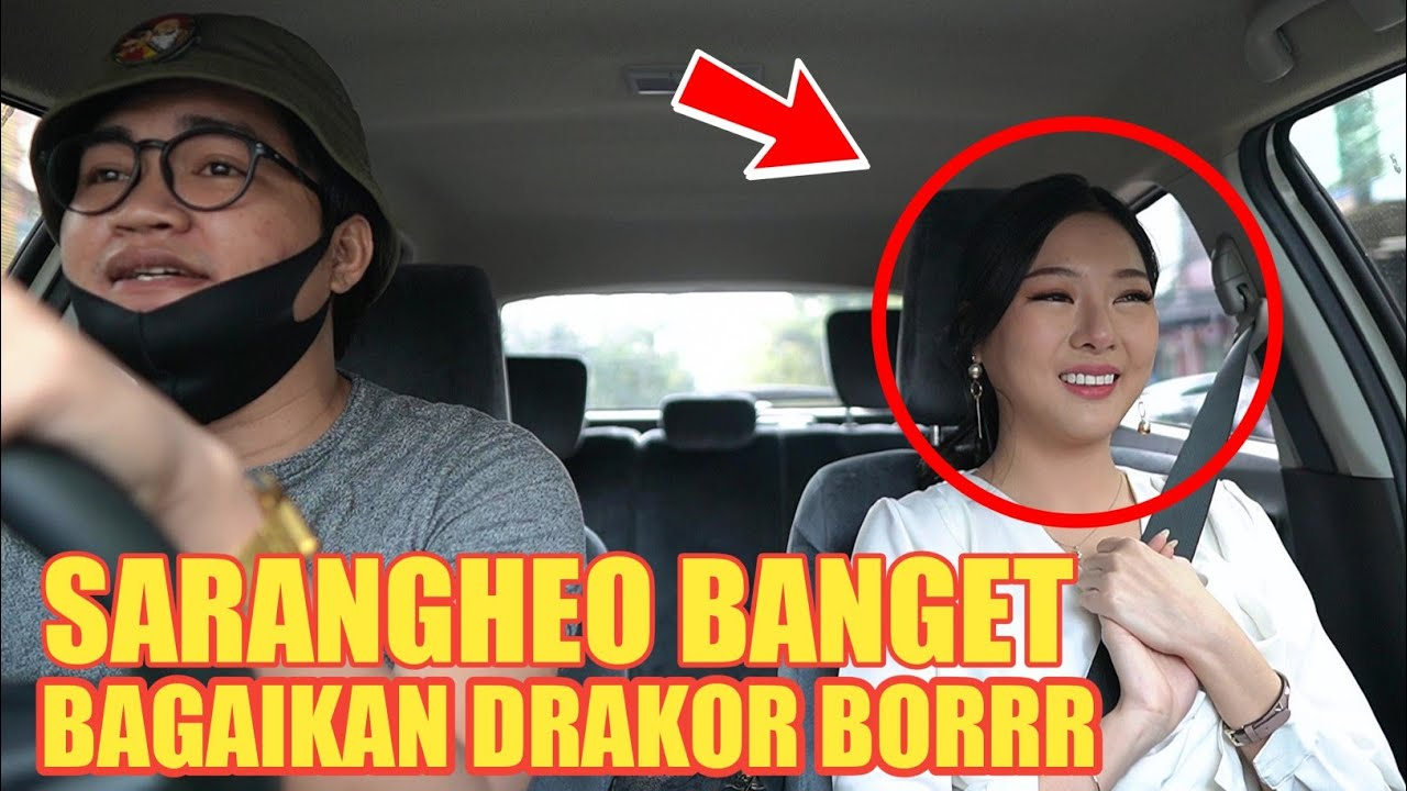 PRANK TAXI ONLINE!! KETEMU YUN SE RI DARI KOREA BORRR SARANGHEYO BANGET MyTub.uz