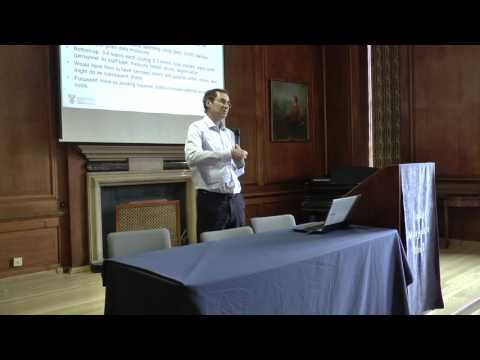 Mark Blecher on costing and fiscal space analysis in South Africa