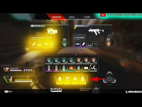 🔴This is What Happens When You get all GOLDEN Loadout | APEX|21 Kills| G119