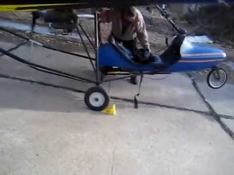 What Not To Do Starting an Ultralight!