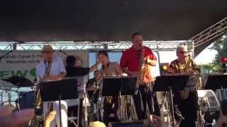 Kenny Burrell Big Band / L.A. Jazz Orchestra Unlimited - Central Avenue Jazz Festival 2015