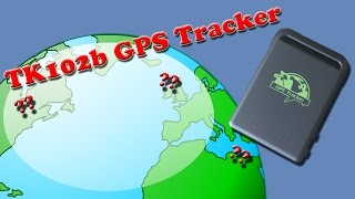 Start & Test Traceur GPS TK102b