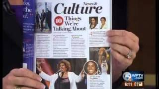 Essence magazine features WPTV reporter