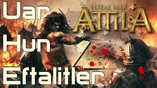 SASANİ BÜYÜK KAPIŞMA AK HUNLAR White Huns #24 Total War: Attila TÜRKÇE [EFSANEVİ]