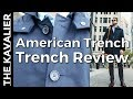 American Trench Ventile Trench Review - The Ultimate Rain Coat