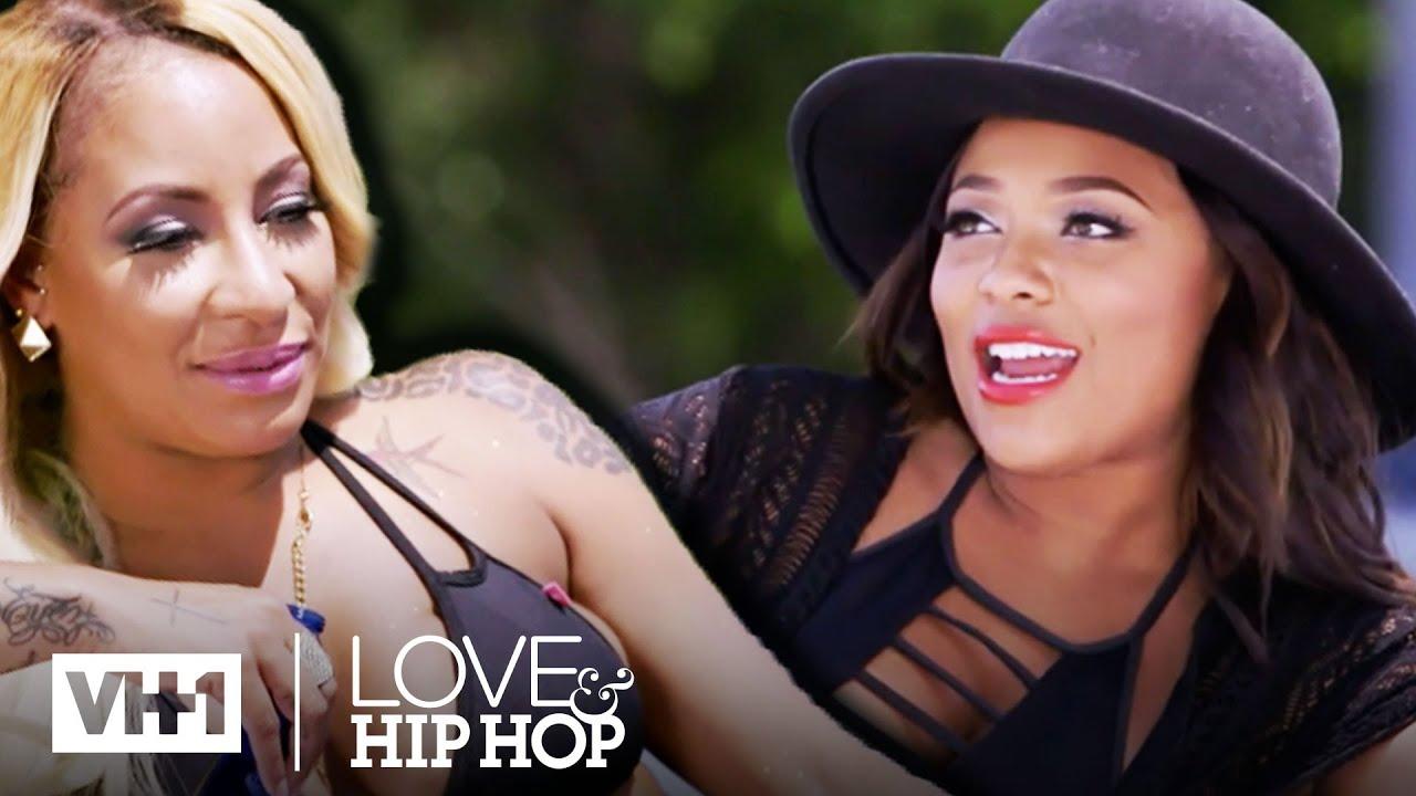 Teairra Mari & Hazel-E's Friendship Timeline  | Love & Hip Hop: Hollywood