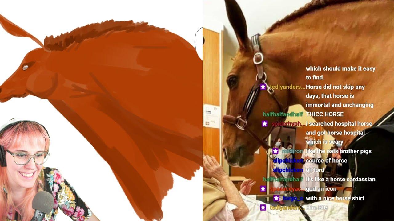 Voidburger Draws the Big Horse