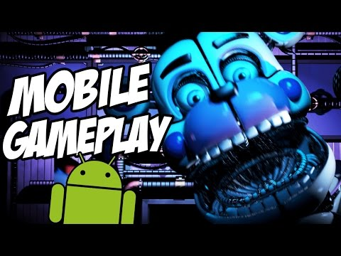 THE FUNTIME ANIMATRONICS RETURN! || Five Nights at Freddys Sister Location ANDROID Gameplay