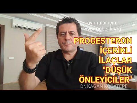 Progesteron Içerikli Hap Ve Iğneler Ne Zaman Kullanılır Ve Düşük önlemede Etkililer Midir?