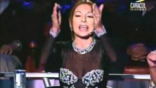 """Enfrentamiento del jurado de """"Yo Me Llamo"""", Amparo Grisales, Jairo Martinez, Luz Amparo Alvarez"""