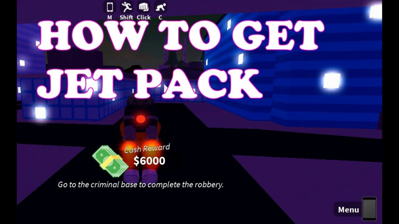 Roblox Mad City We Found Boss Card And Jet Pack In The - box city free robux