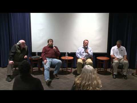 "All-Sports Museum Panel Discussion - ""42"" The Jackie Robinson Story"