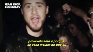 Mike Posner - Cooler Than Me (Legendado-Tradução) [OFFICIAL VIDEO]