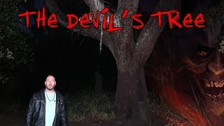WE WENT TO THE HAUNTED DEVIL'S TREE