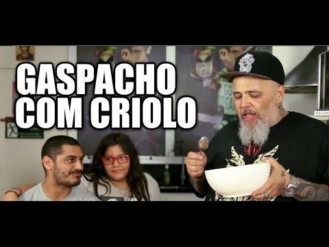 Panelaço Com João Gordo - Gaspacho Com Criolo