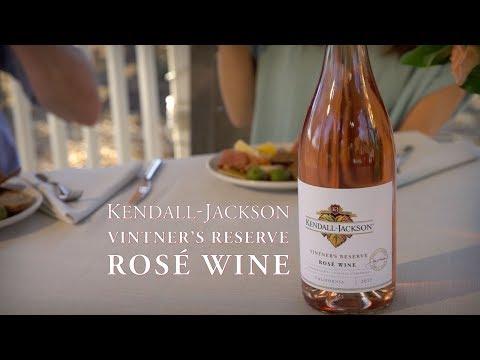 Introducing Kendall-Jackson Vintner's Reserve Rosé
